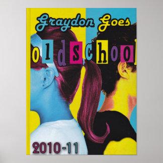 2011 Graydon Gremlin Yearbook Poster