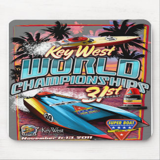 2011 Key West World Champ Mouse Pad