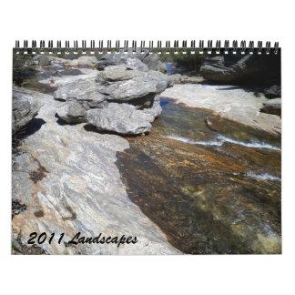 2011 Landscapes Calendars