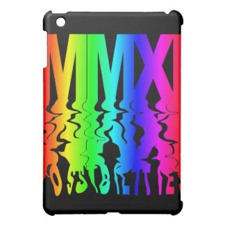 2011 MMXI POSSIBILITIES RAINBOW COVER FOR THE iPad MINI