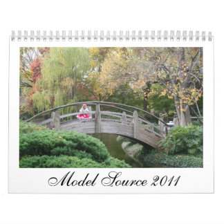 2011 Model Source Calendar