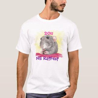 2011 NE RatFest Shirt