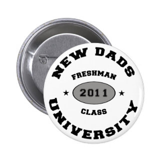 2011 New Dads 2 Inch Round Button