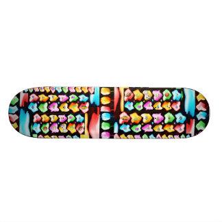 2011 NGC NOVINO Happy Birthday design Custom Skateboard