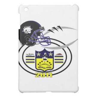 2011 Pardue Bruisermakes SHIELD iPad Mini Covers