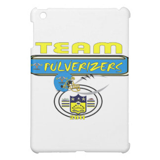 2011 Pulverizers SIDELINE Case For The iPad Mini