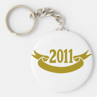 2011-real-tape basic round button keychain