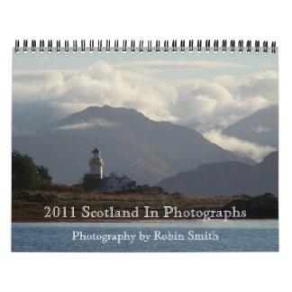 2011 Scotland In Photographs Calendar