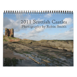 2011 Scottish Castles Wall Calendars