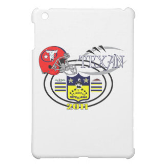2011 Texan Bruisers SHIELD iPad Mini Covers