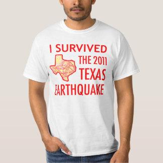 2011 Texas Earthquake T-Shirt