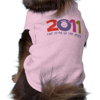2011 - The Year of the Nurse Pet Clothing