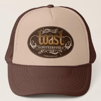 2011 vintage logo trucker hat