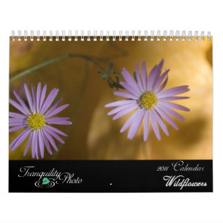 2011 Wildflower Calendar