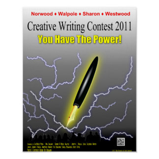2011 Youth Writing Contest Poster