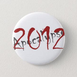 2012 Apocalypse 2 Inch Round Button