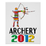 2012: Archery Posters