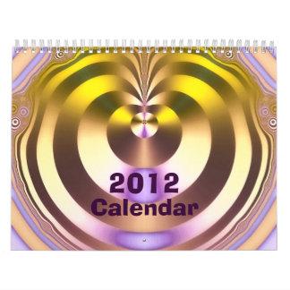 2012 Art Calendar