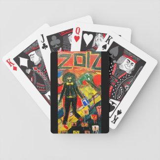 2012 BLACK DRAFT BICYCLE PLAYING CARDS