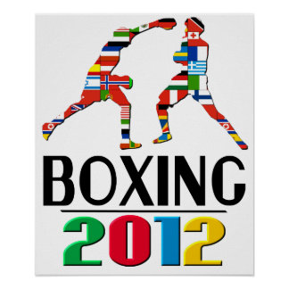 2012: Boxing Poster