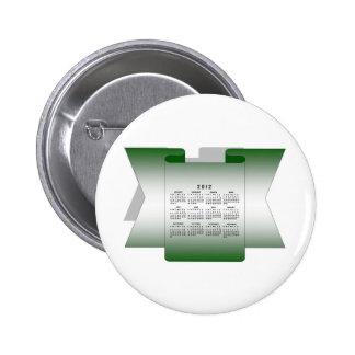 2012 Calendar Buttons