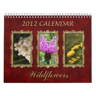 2012 Calendar: Wildflowers Calendars