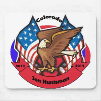 2012 Colorado for Jon Huntsman Mousepad