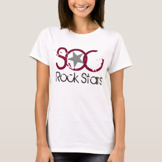2012 Design White Ladies T-Shirt