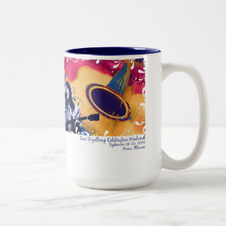 2012 DF Celebration Weekend guitar mug
