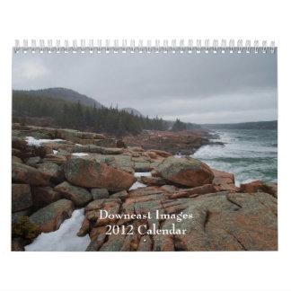 2012 Downeast Images Calendar - 1