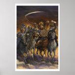 2012 Four Horsemen Poster