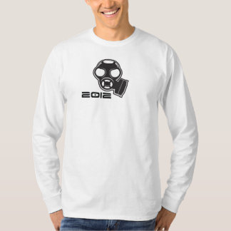 2012 Gas Mask T-Shirt