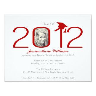 2012 Graduation Party Card
