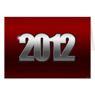 2012 GREETING CARD