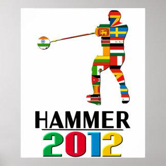 2012: Hammer Poster