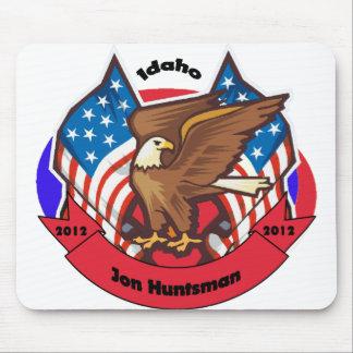 2012 Idaho for Jon Huntsman Mouse Pad