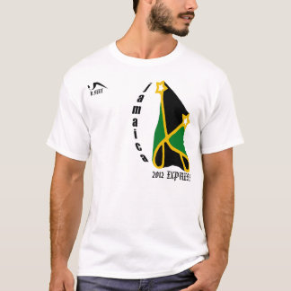 2012 Jamaica Express T Shirt
