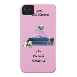 2012 KCA Logo Case (Pink) for iPhone 4/4s