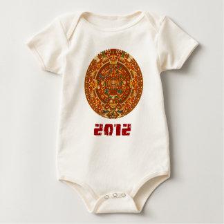 2012 Mayan Calendar Bodysuit