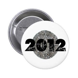 2012 Mayan Calendar Pins