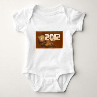 2012 Mayan Calendar End Countdown Baby Bodysuit