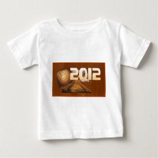 2012 Mayan Calendar End Countdown Baby T-Shirt