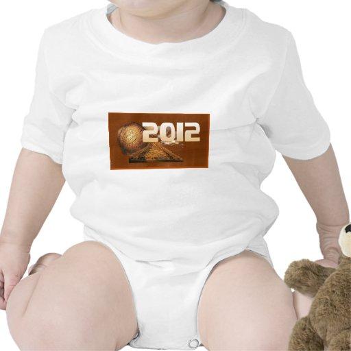 2012 Mayan Calendar End Countdown Romper