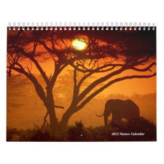 2012 Nature Calendar
