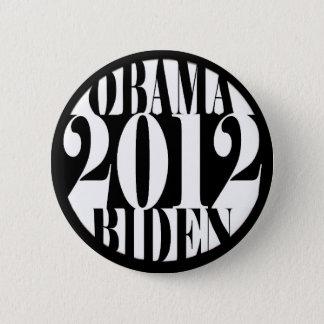 2012 Obama / Biden 2 Inch Round Button