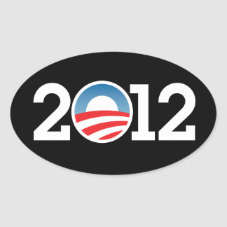2012 | OVAL STICKER
