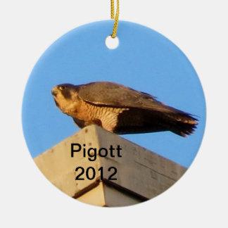 2012 Pigott Ornament