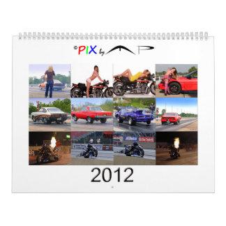 2012 PIX by MP Highlight Calendar Alta