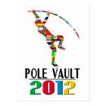 2012: Pole Vault Postcard