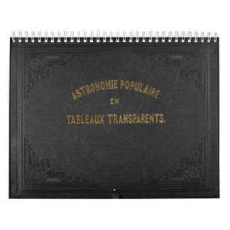 2012 Popular Astronomy Calendar